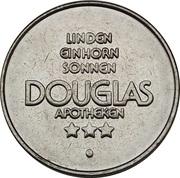 Douglas Taler - Douglas Apotheken (Offenburg) – obverse
