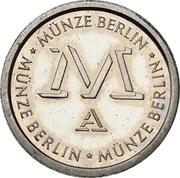 Token - Berlin Munze – reverse