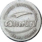 Token - Silverbird Entertainment – obverse