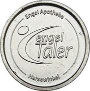 Engel Taler - Engel Apotheke (Harsewinkel) – obverse