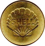 Shell Token - Man In Flight (Yuri Gagarin Vostok 1) – reverse