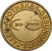 Apotheken Gesundheits Taler - Sandoz Pro-Pharm – reverse