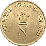 10 Pence - The Noble Orgatisation Ltd. – obverse