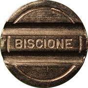 Token - Biscione - Sabbiadoro – obverse