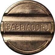 Token - Biscione - Sabbiadoro – reverse