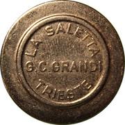 Token - La Saletta G.C. Grandi (Trieste) – obverse