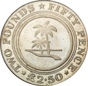 2.5 Pounds - Palm Beach Club – reverse