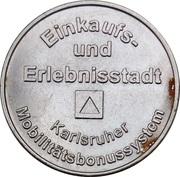 Token - Karlsruher Möbilitats bonus system – reverse