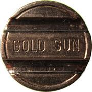 Token - Gold Sun (Lignano) – obverse