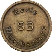 Car Wash Token - Reule SB Waschanlage – obverse