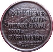 Token - Alpinarium Piz Lagalb – reverse