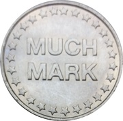 Token - Much Mark (Much, North Rhine-Westphalia) – reverse