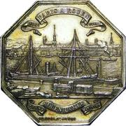 Société de défense des intérets de la vallée de la Seine – obverse