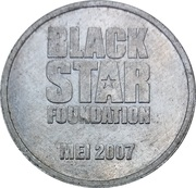 Token - Heineken Music Hall (Black Star) – obverse