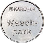 Car Wash Token - Kärcher Waschpark (Seichter, Heidelberg, Ludwigshafen) – reverse