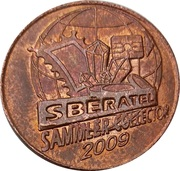Token - Sberatel – obverse