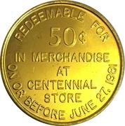 50 Cents -Wakefield (Nebraska Centennial) – reverse