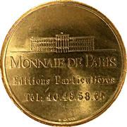 Monnaie de Paris - III TOP-COM – reverse