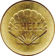 Shell Token - Man In Flight (Borman Lovell & Anders) – reverse