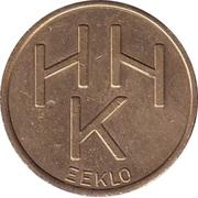 Parking Token - Eeklo HHK – obverse