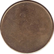 Parking Token - Eeklo HHK – reverse