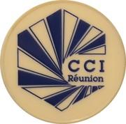 Cart Token - CCI Réunion – obverse