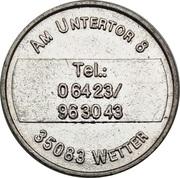 1 Wetteraner Apothekentaler - Wetteraner Apotheke (Wetter) – obverse