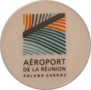 Cart Token - Aéroport de la Réunion – obverse