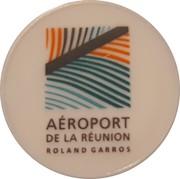 Cart Token - Aéroport de la Réunion – obverse