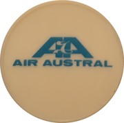 Cart Token - Air Austral – obverse