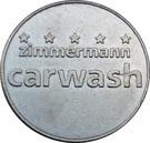 Car Wash Token - Zimmermann – obverse