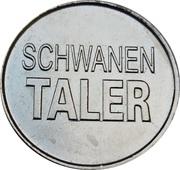 Schwanen Taler – reverse