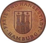 Token - Hansaport 1977 – obverse