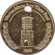 Token - Wertachbrucker Thor Fest – obverse