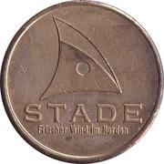 Transit Token - Stade (5.7 gr) – obverse