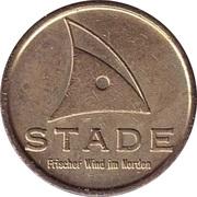 Transit Token - Stade (7.1 gr) – obverse