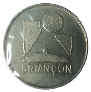 Token - Briançon – reverse