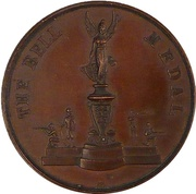 Medal - Miniature Rifle Clubs – obverse