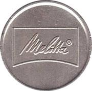 Vending Token - Melitta – obverse