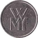 Token - WMF (copper-nickel) – obverse