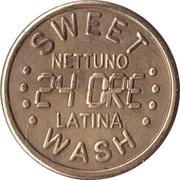 Car Wash Token - Sweet Wash (Nettuno) – obverse