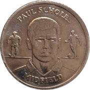 Token - Official England Squad 2004 (Paul Scholes) – obverse