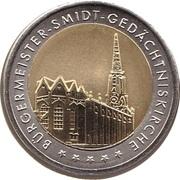 Token - Bundesländersatz Bremen (Bürgermeister-Smidt-Gedächtniskirche) – obverse