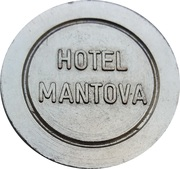 Parking Token - Hotel Mantova (Vrhnika) – obverse