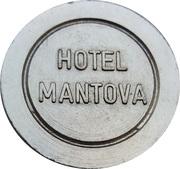 Parking Token - Hotel Mantova (Vrhnika) – obverse