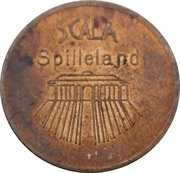 50 Øre - Scala Spilleland – obverse