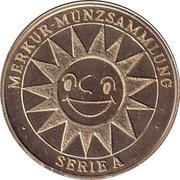 Token - Merkur-Münzsammlung Series A (King of hearts) – obverse