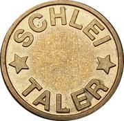 Schlei Taler - Schulhaus Apotheke (Rieseby) – reverse