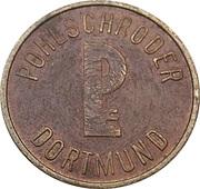 Safe Deposit Token - Pohlschröder (Münnerrstadt) – reverse