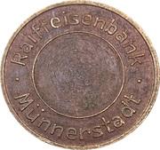 Safe Deposit Token - Pohlschröder (Münnerrstadt) – obverse